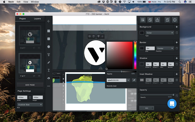 Make Your Design into the Real World with Vectr