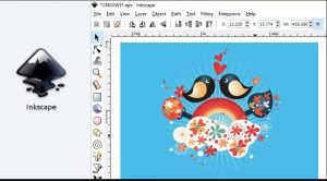 Design Your Graphic by Using Inkscape